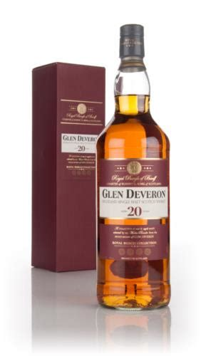 Glen Deveron 20 Years Old - Royal Burgh Collection Whisky