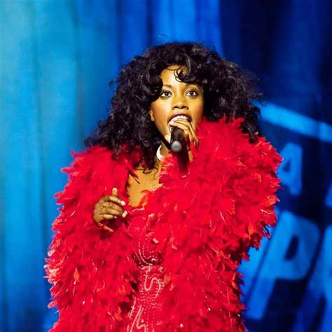 Enquire and book Gwen Dickey now with Big Bang, the