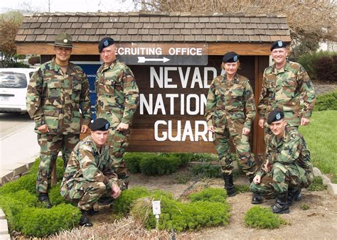 Nevada Soldiers mark end of era with retro-BDU days