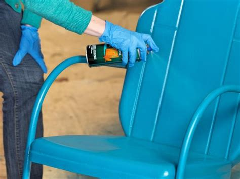 Spray Painting Tips to Get the Perfect Finish   HGTV's