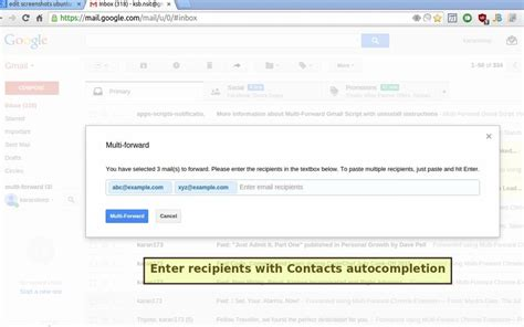 10 Gmail Chrome Extensions You Should Know - Hongkiat