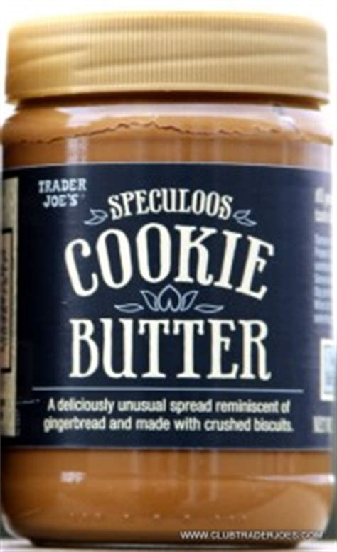 Trader Joe's Speculoos Cookie Butter – Club Trader Joe's