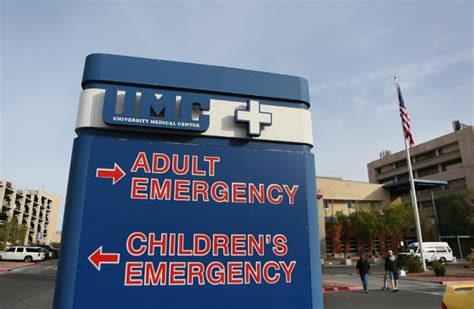 Controversial rating system gives six Nevada hospitals one