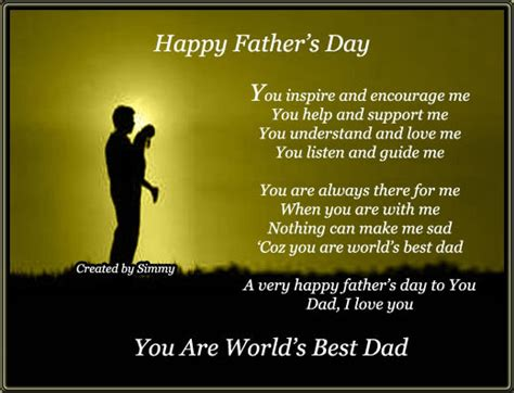 You Are World's Best Dad
