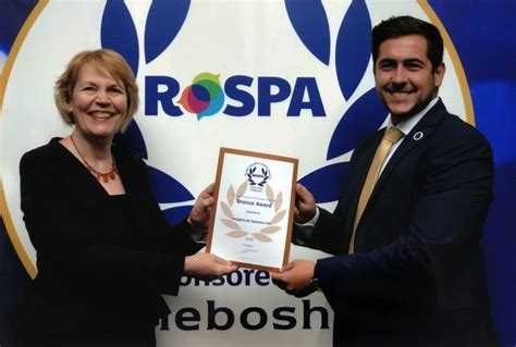 Heightsafe Systems Recognised with RoSPA Award