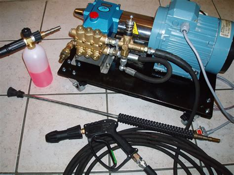 Home Made Pressure Washer - ScoobyNet