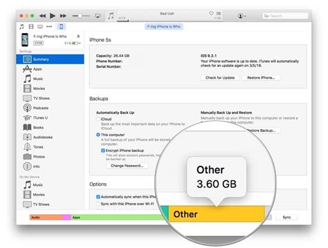 How To Remove 'Other' Files From IPhone And IPad - Android