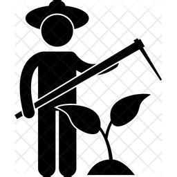 Free Farming Icon of Glyph style - Available in SVG, PNG