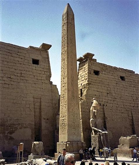Temple of Luxor - Crystalinks