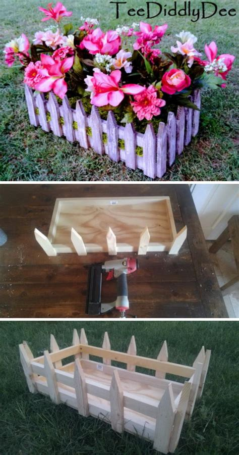 30+ Creative DIY Wood and Pallet Planter Boxes To Style Up