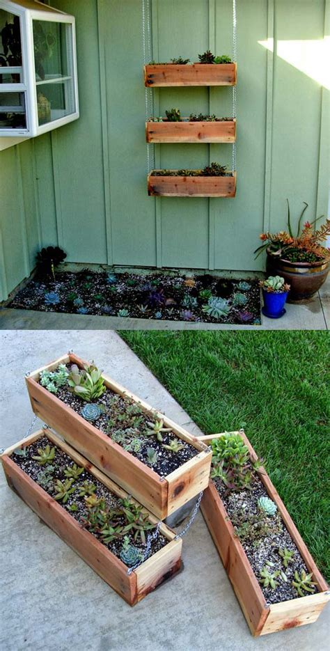 15 Cutest DIY Planter Box Ideas to Beauty Your Home