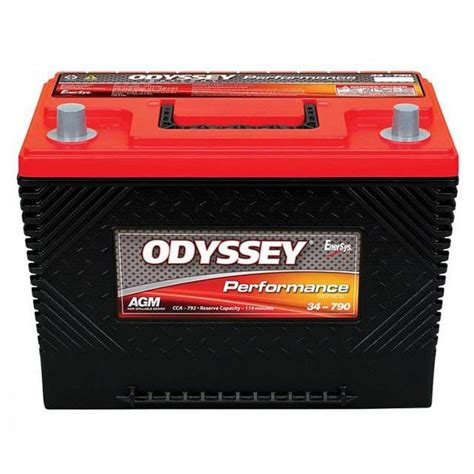 ODYSSEY Performance Series AGM Battery | Universal Fitment
