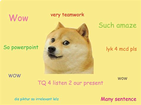 Dogecoin - Such wow! Cryptocurrency that aims to help