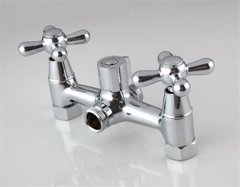Frap Traditional Bathroom Faucets 300mm Long Water Outlet